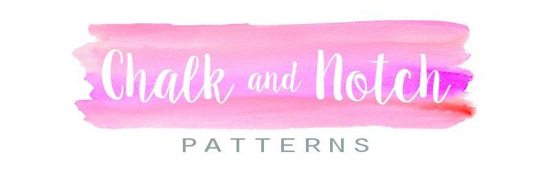 Chalk and Notch - MODERN PDF SEWING PATTERNS FOR WOMEN AND GIRLS