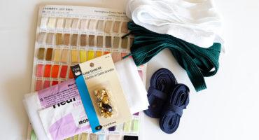 Page Hoodie Sewing Supplies