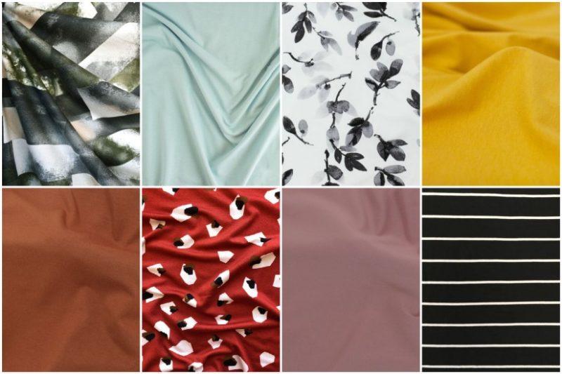 rayon jersey knit fabrics